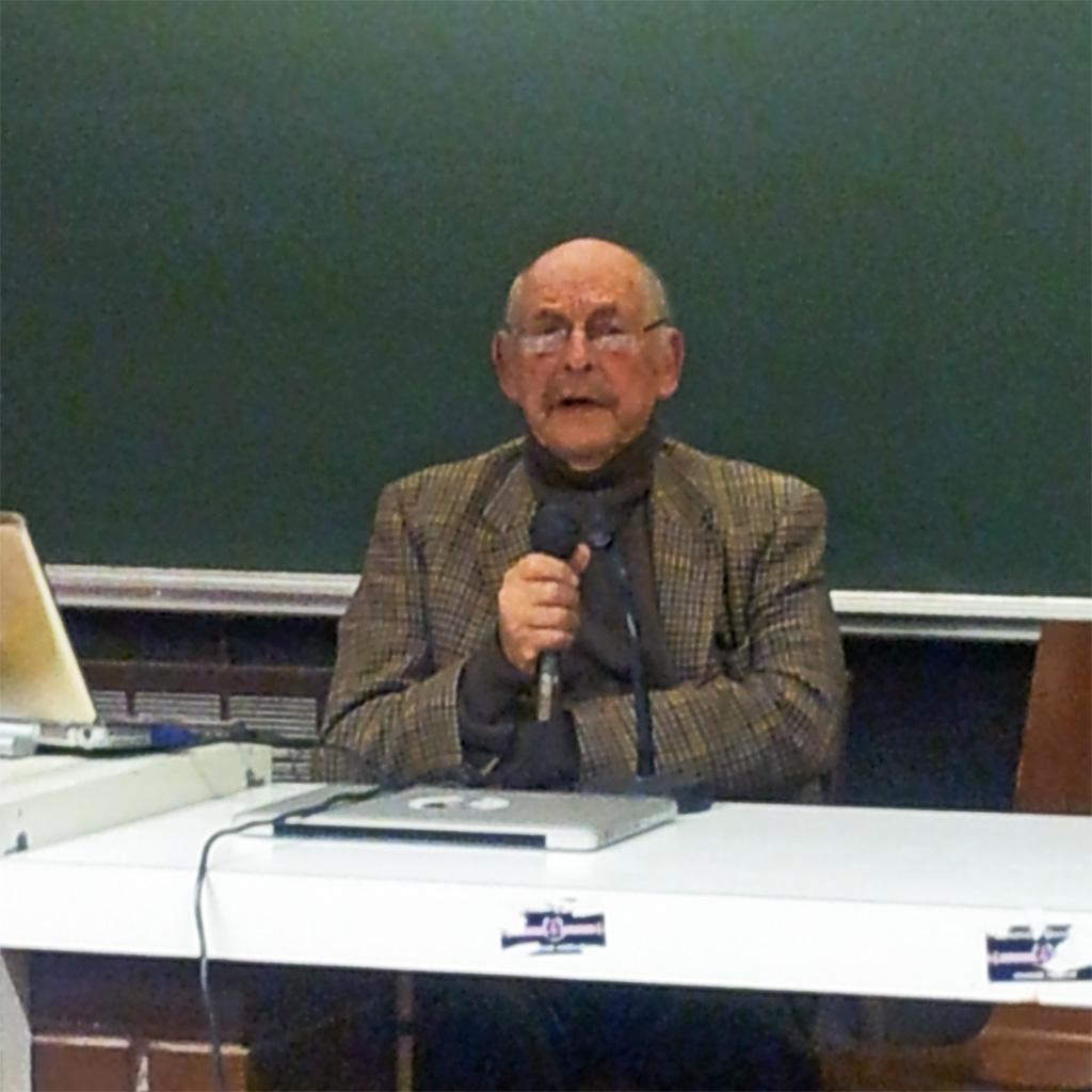 Conférence de Michel Holley