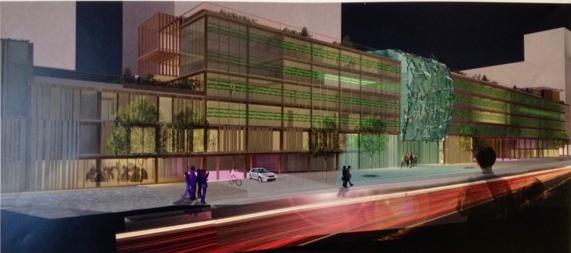Réinventer Paris avenue d'Italie: un projet innovant