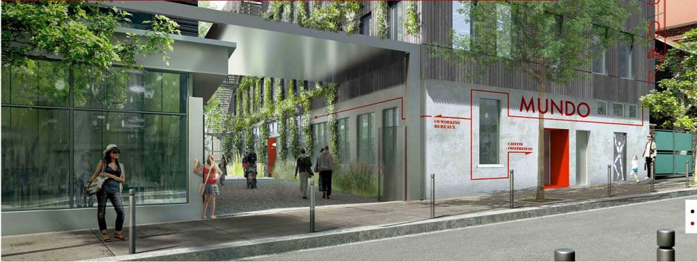 Mundo-Montreuil pour l'innovation sociale… et immobilière/financière!