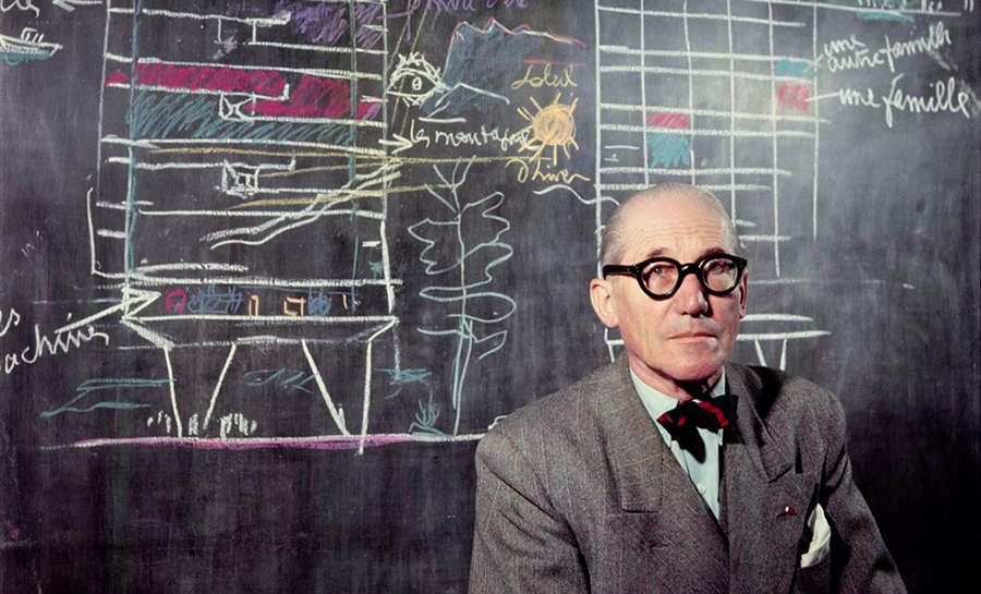 L'œuvre de Le Corbusier inscrite au patimoine mondial de l'Unesco