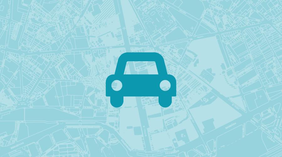 La circulation des automobiles, des cycles et des piétons sera difficile dans le quartier Croulebarbe pendant plusieurs mois